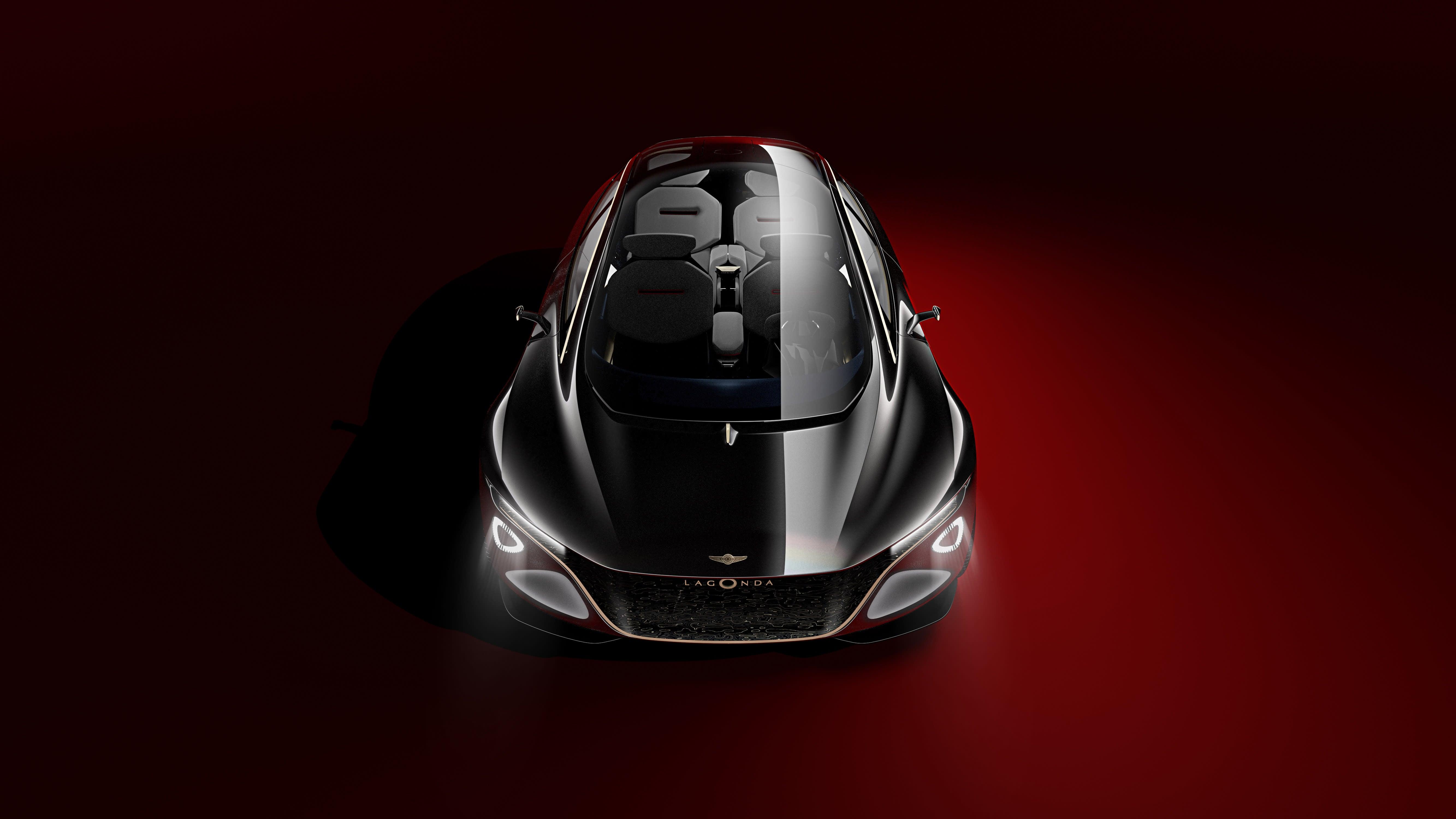 Aston Martin Has A Pretty Good Idea For Making New Electric Cars
