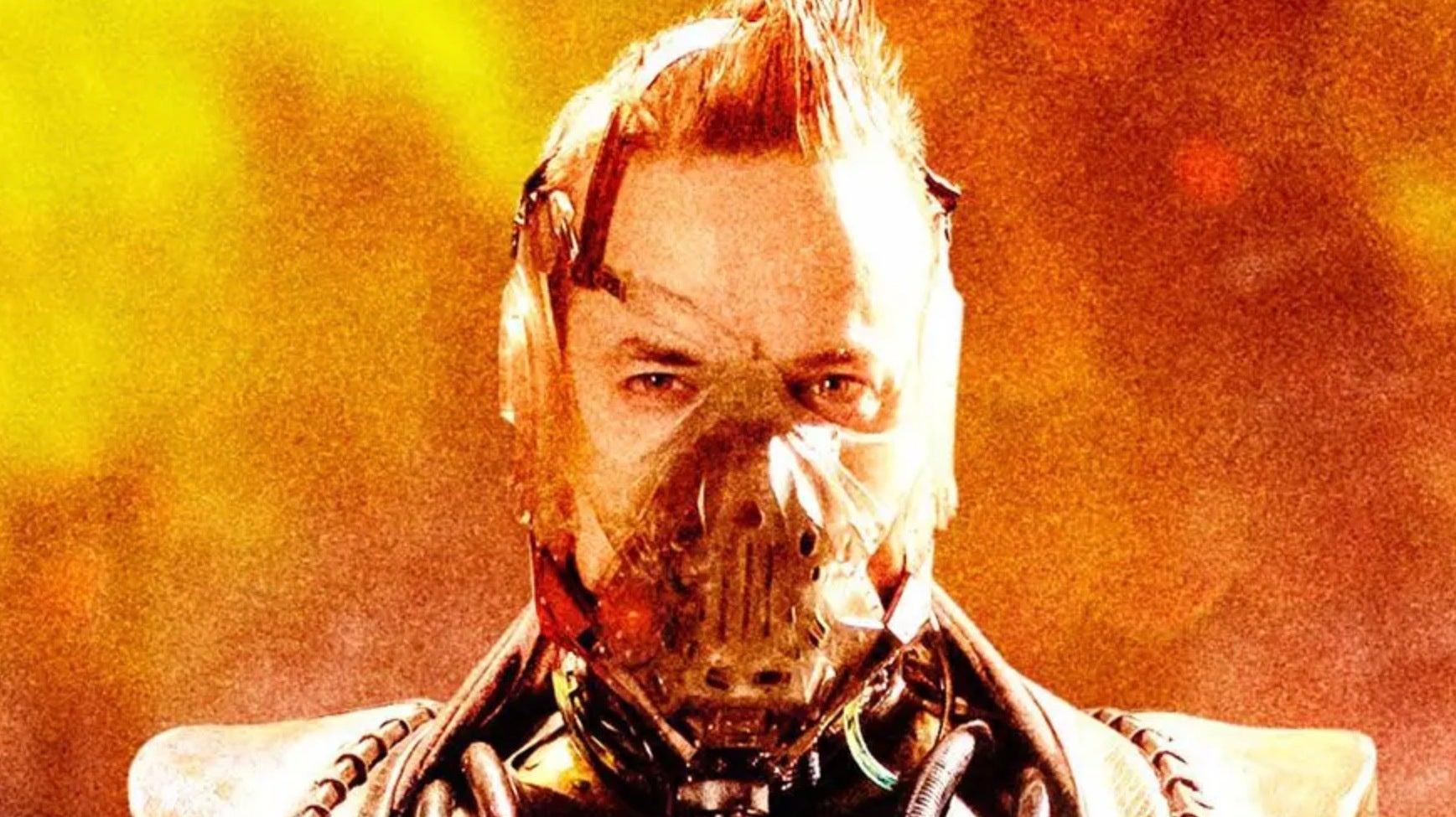 Gotham's Version Of Bane Looks Like A Mortal Kombat Character Puked Up A Terminator