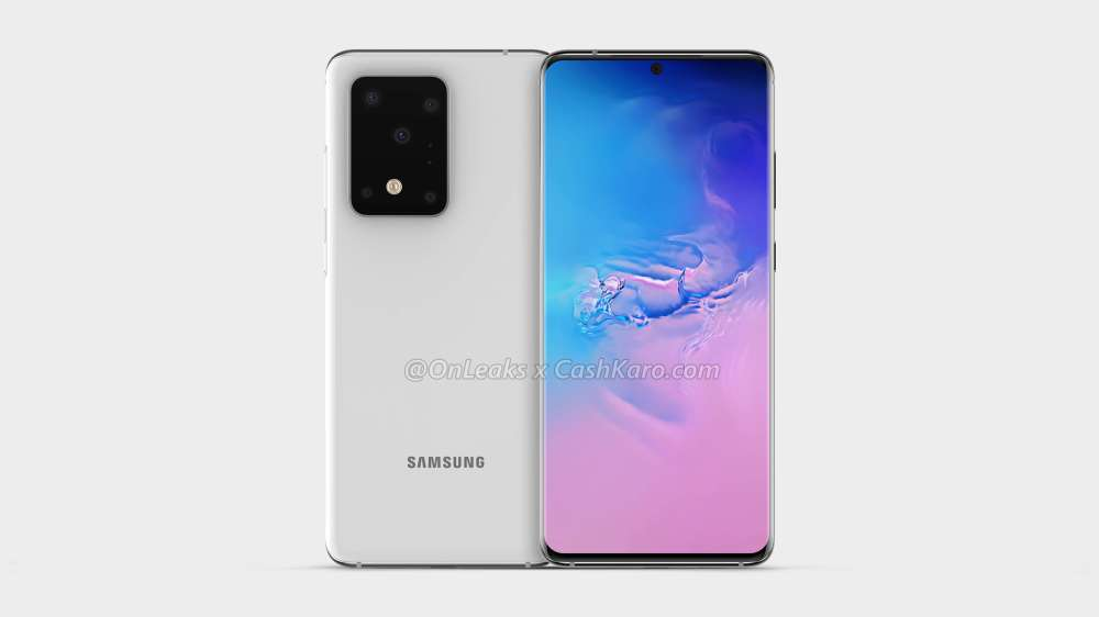 Samsung Reportedly Has Some Major Camera Upgrades Planned For The Galaxy S11