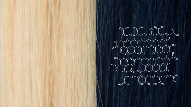 Graphene Scientists Invent World's Most Hardcore Hair Dye