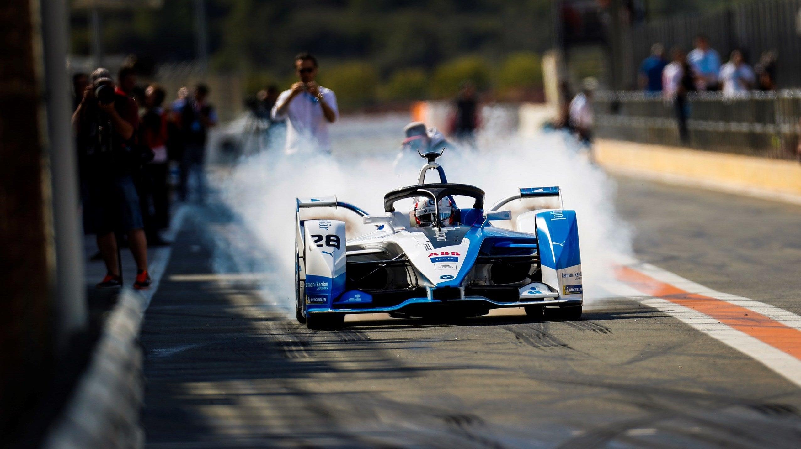 The New Formula E Cars Are Already Way Faster Than Last Season