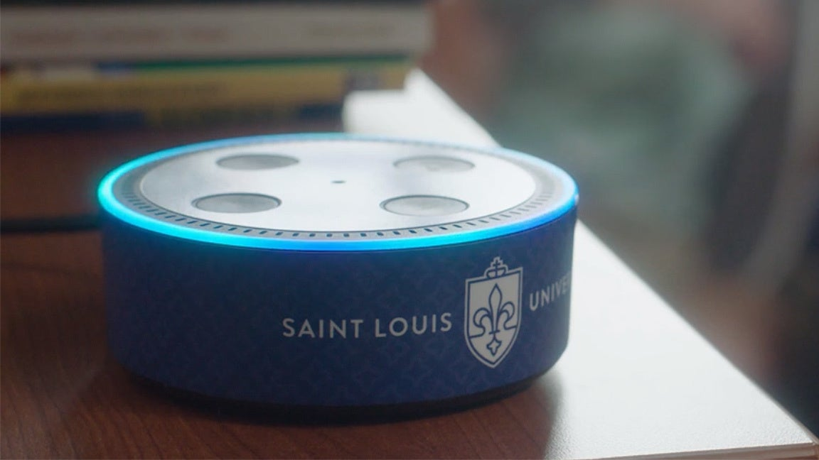 A University Is Putting 2300 Echo Dots In Student Living Spaces And What Could Go Wrong?