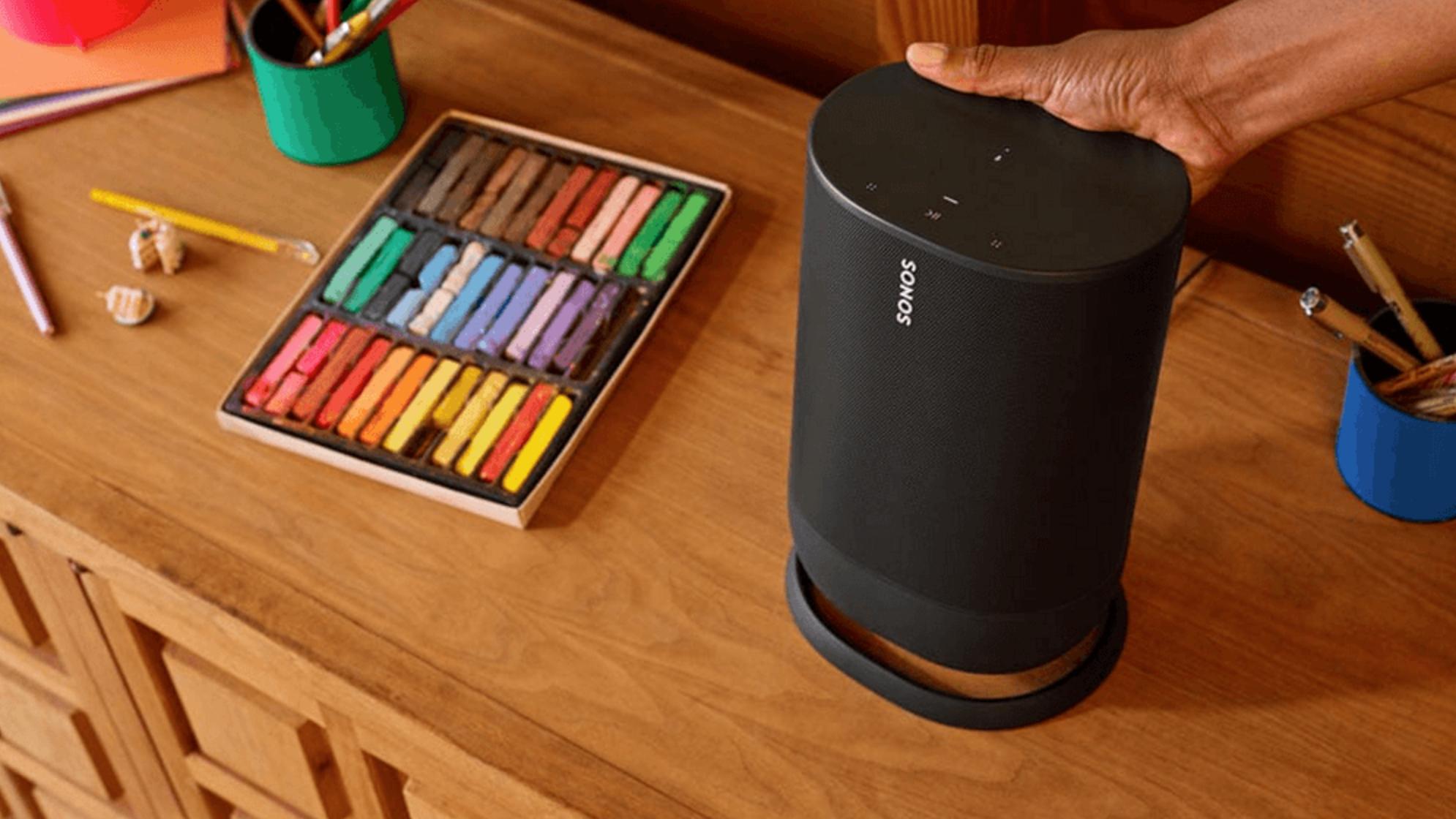 Sonos' New Shit Leaks, AGAIN