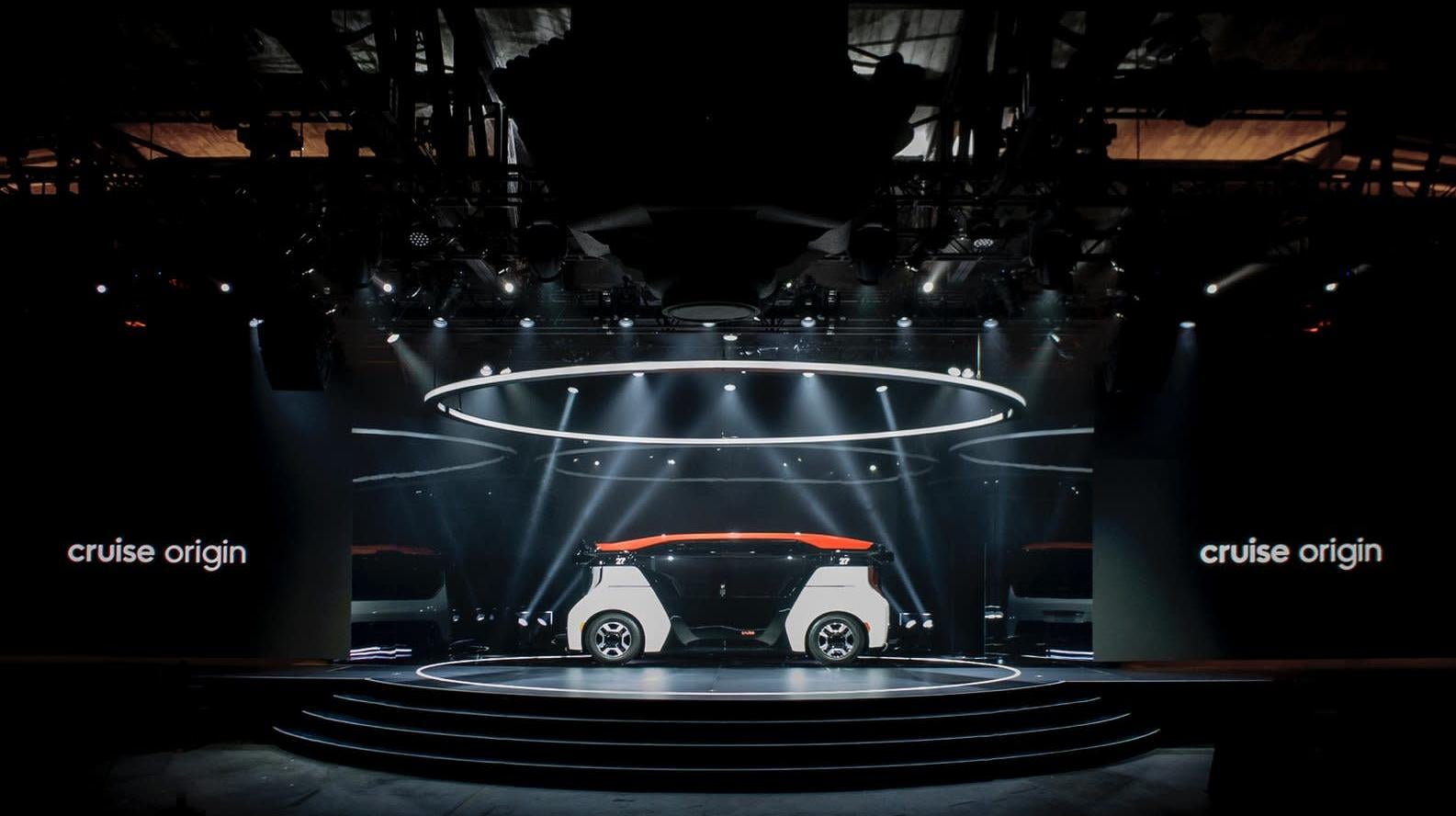 The 2020 Cruise Origin: Going 'Beyond The Car' Means Self-Driving Shuttle Buses
