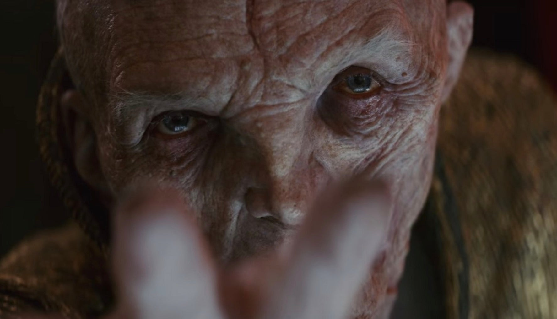 Andy Serkis Offers Hints About Snoke's Past In The Last Jedi
