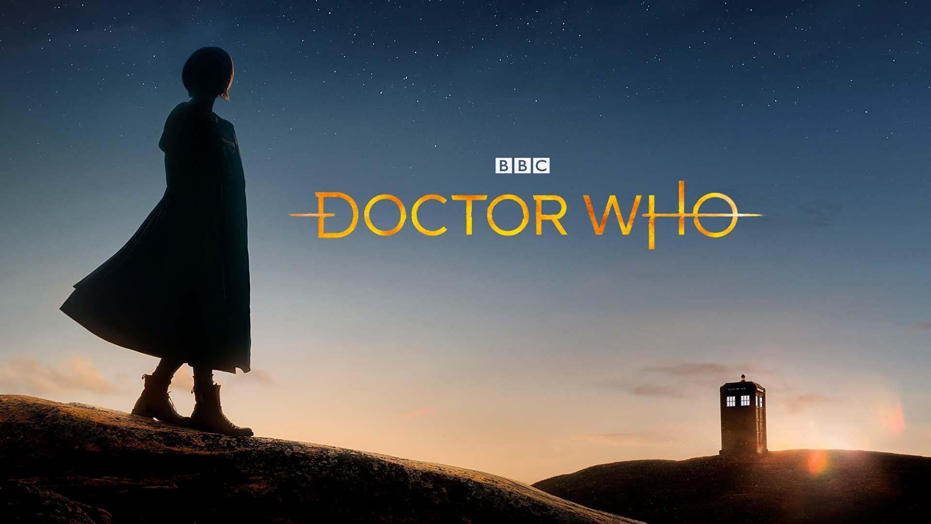 Doctor Who Has A Fresh, New Logo For Season 11
