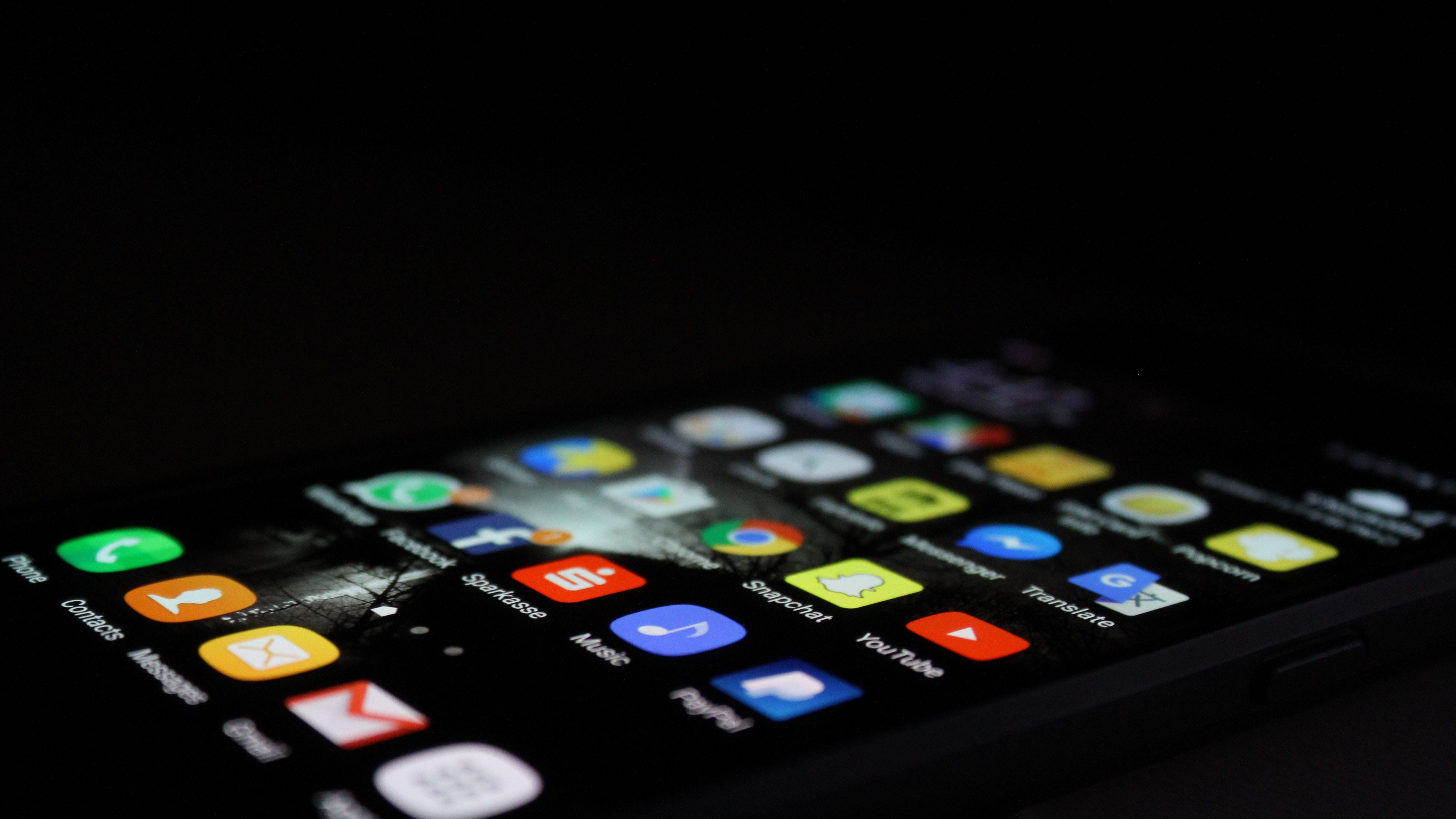 The Most Popular Apps Since 2012 [Infographic]