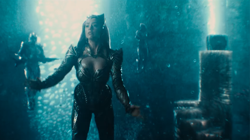 Aquaman Won't Use The Same Techniques As Justice League For Talking Underwater