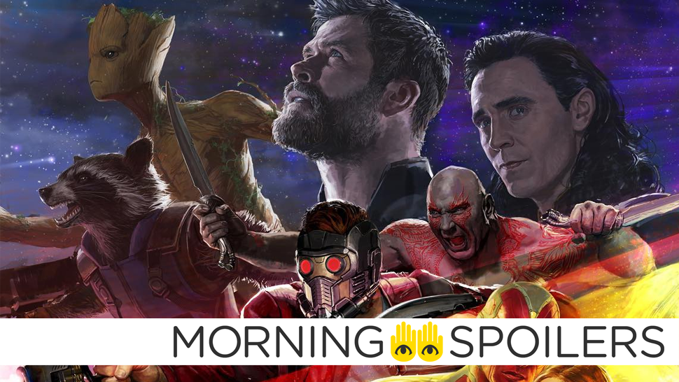 Everything You Could Possibly Need To Know About Groot's Age In Avengers: Infinity War