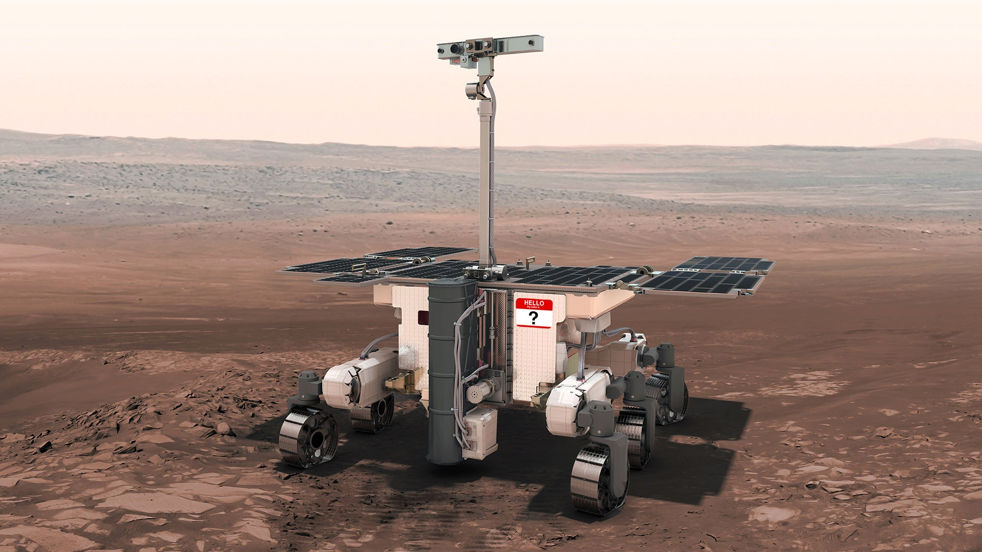 The UK Needs Help Naming Their Mars Rover, And Yes, They Already Thought Of That One