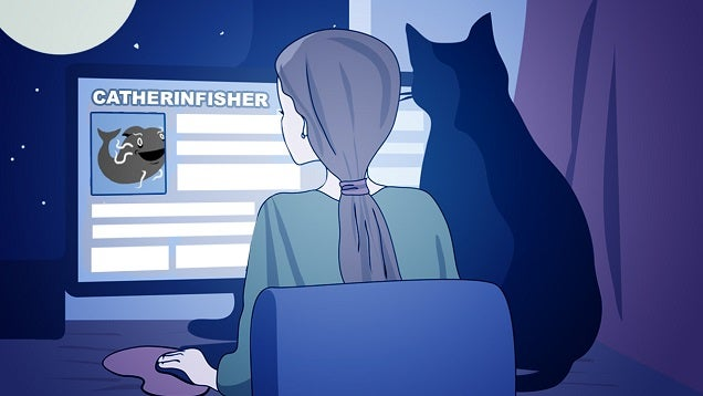 How To Avoid Being 'Catfished' While Online Dating