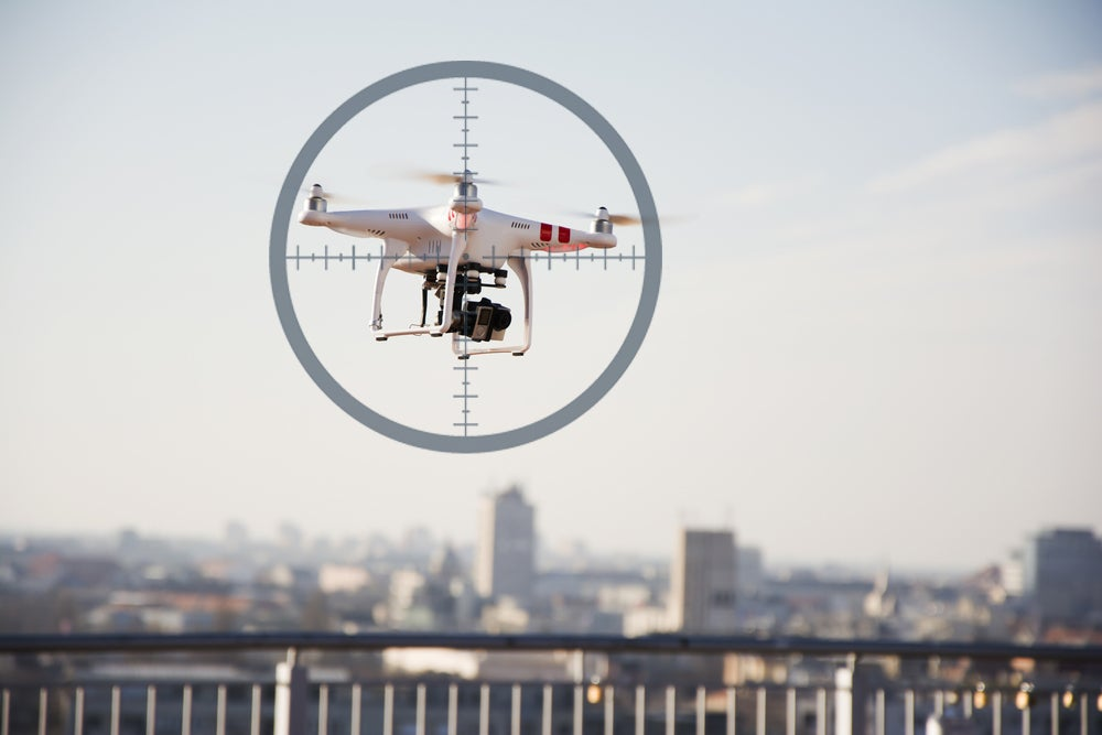 Is It OK To Shoot Down Your Neighbour's Drone?