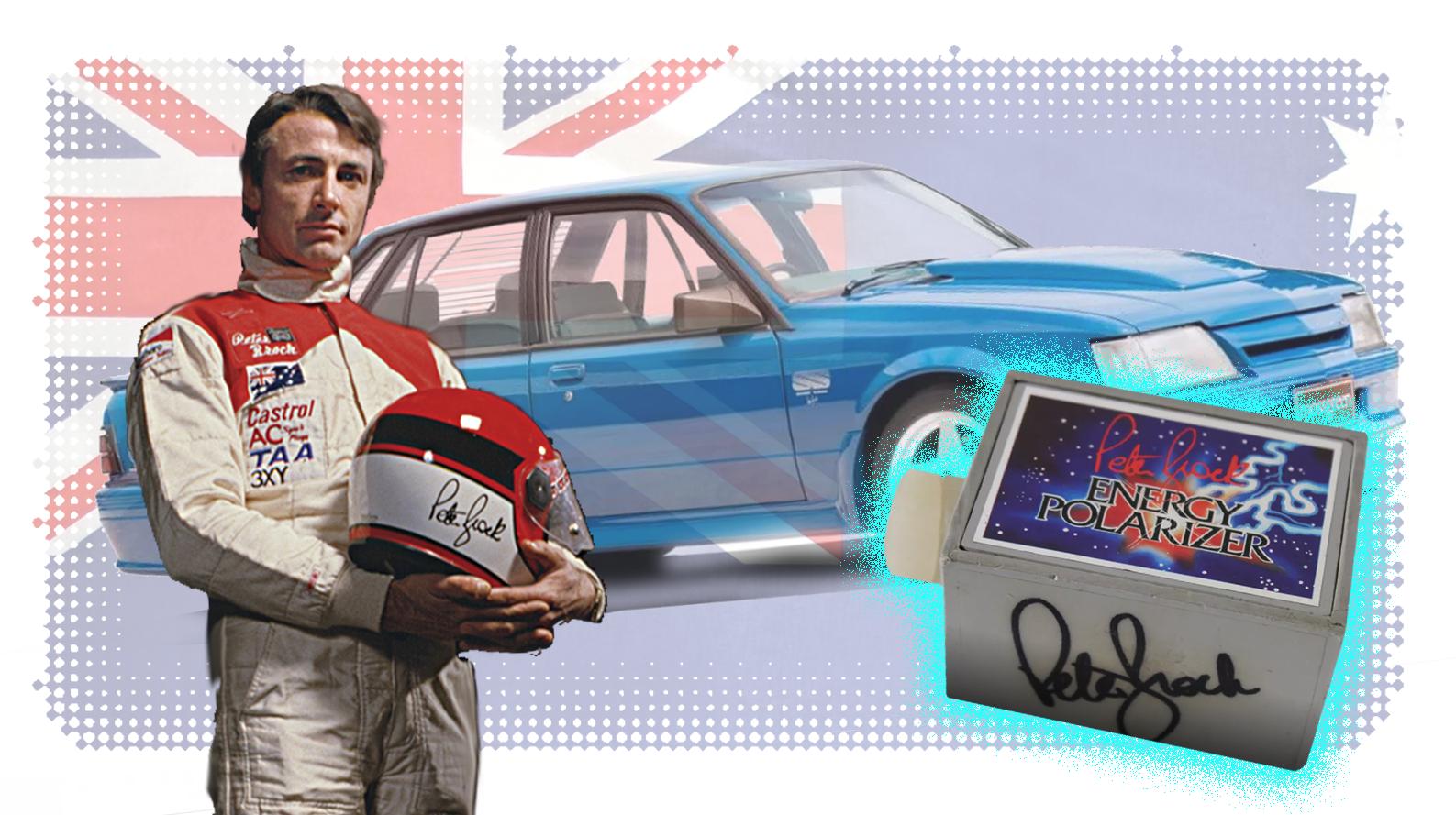 australia car-history holden jalopnik peter-brock racing