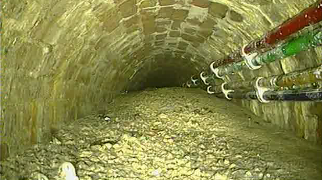 bergs concrete infrastructure london sewers