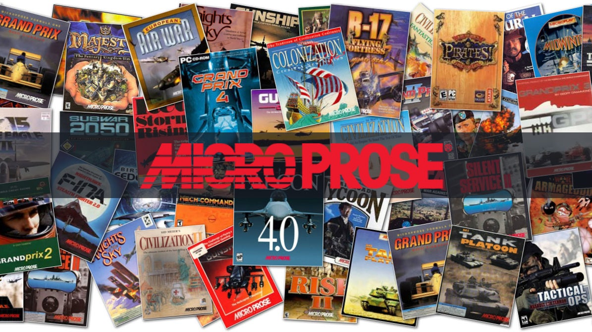 After Nearly Two Decades, Microprose Is Making Strategy And Simulation Games Again
