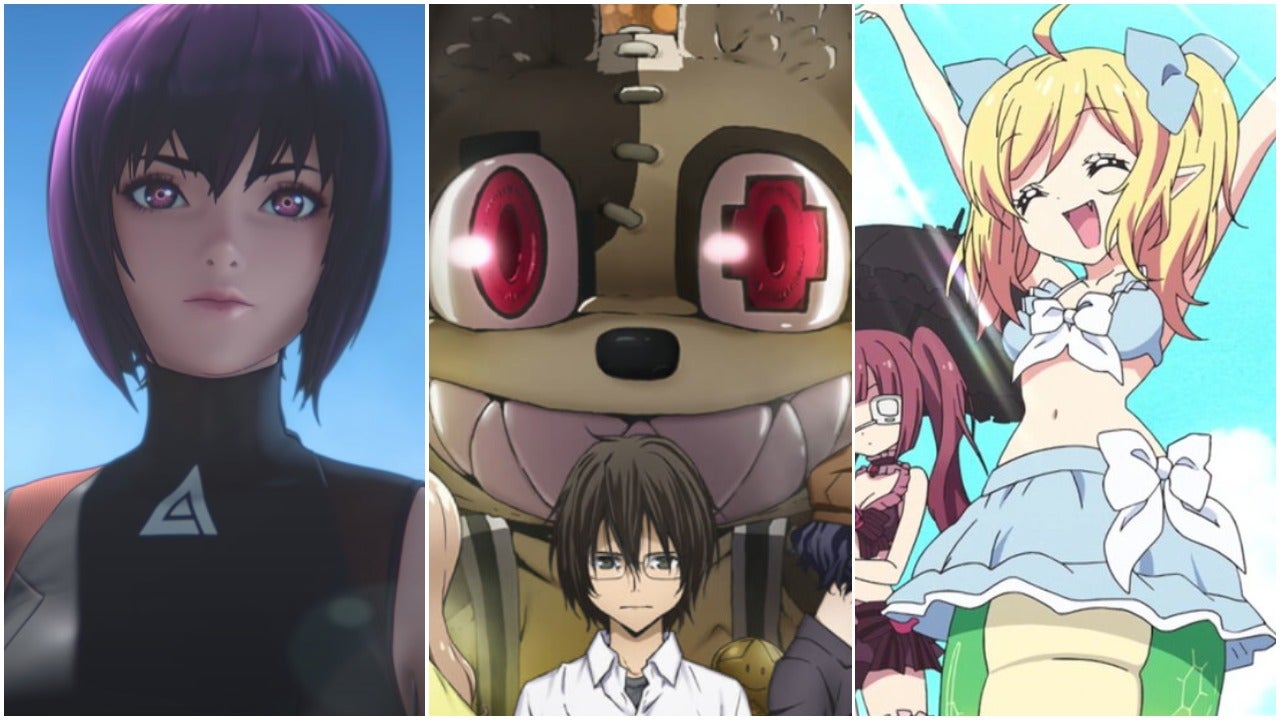 Your Autumn 2020 Anime Guide