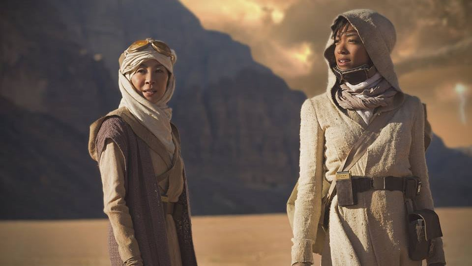 cbs feature io9 klingons science-fiction star-trek star-trek-discovery television