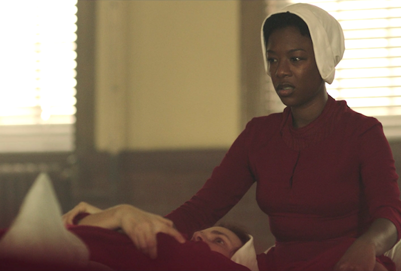 hulu io9 margaret-atwood racism sexism television the-handmaids-tale video-feature