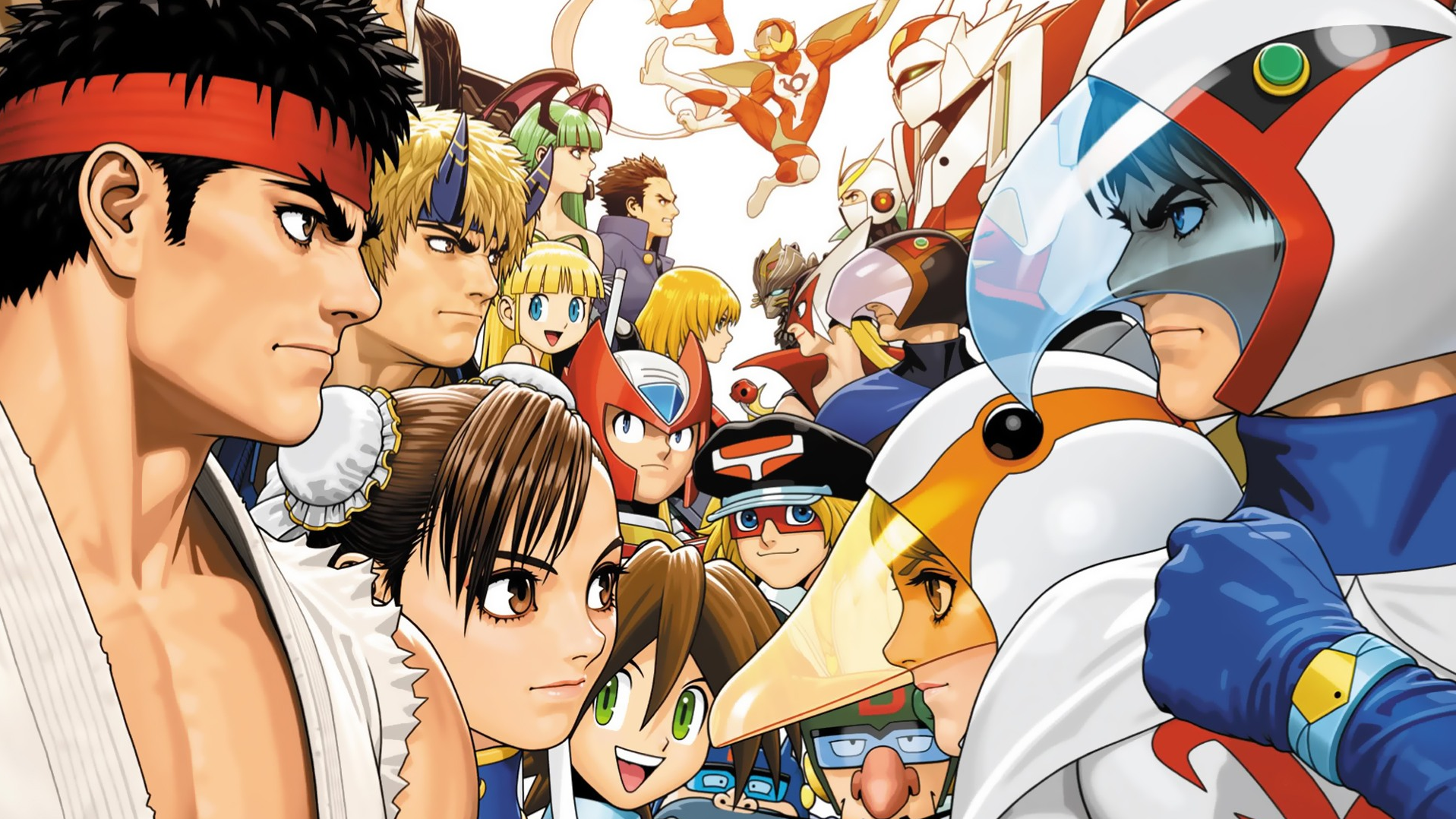 anime fighting-games tatsunoko-vs-capcom-ultimate-all-stars this-weekend-in-esports