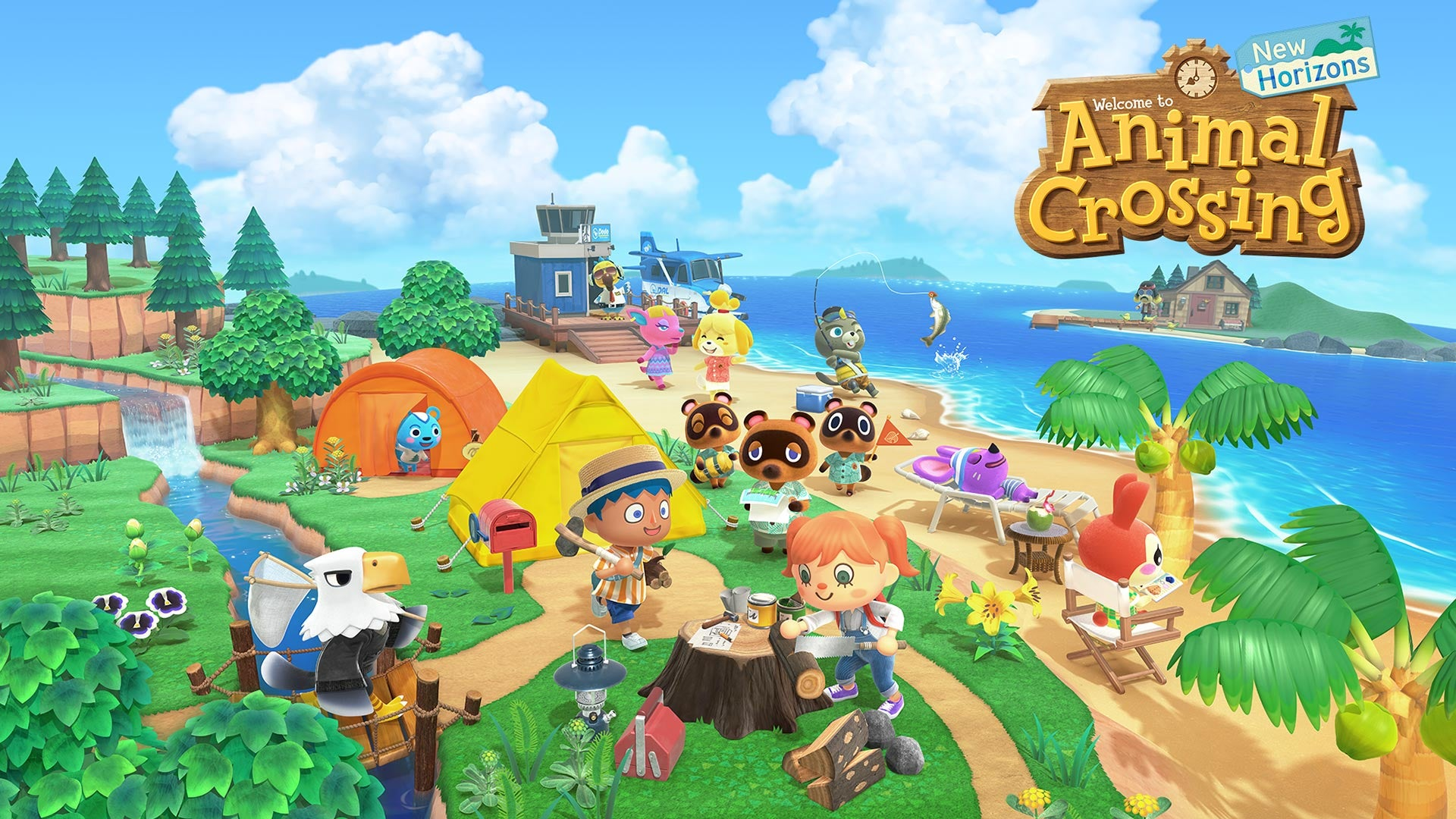 Over 11 Million Units Of Animal Crossing: New Horizons Sold In Just 11 Days