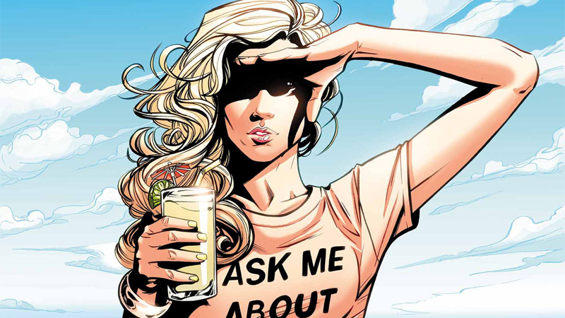 comics marvel marvel-comics mockingbird panel-discussion