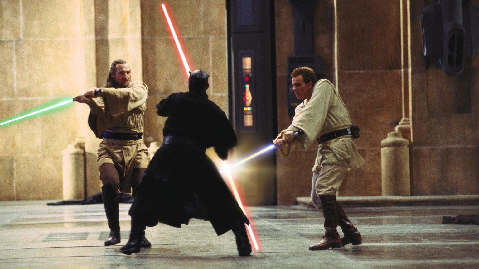 disney io9 lucasfilm revenge-of-the-sith star-wars star-wars-a-phantom-menace star-wars-attack-of-the-clones vfx
