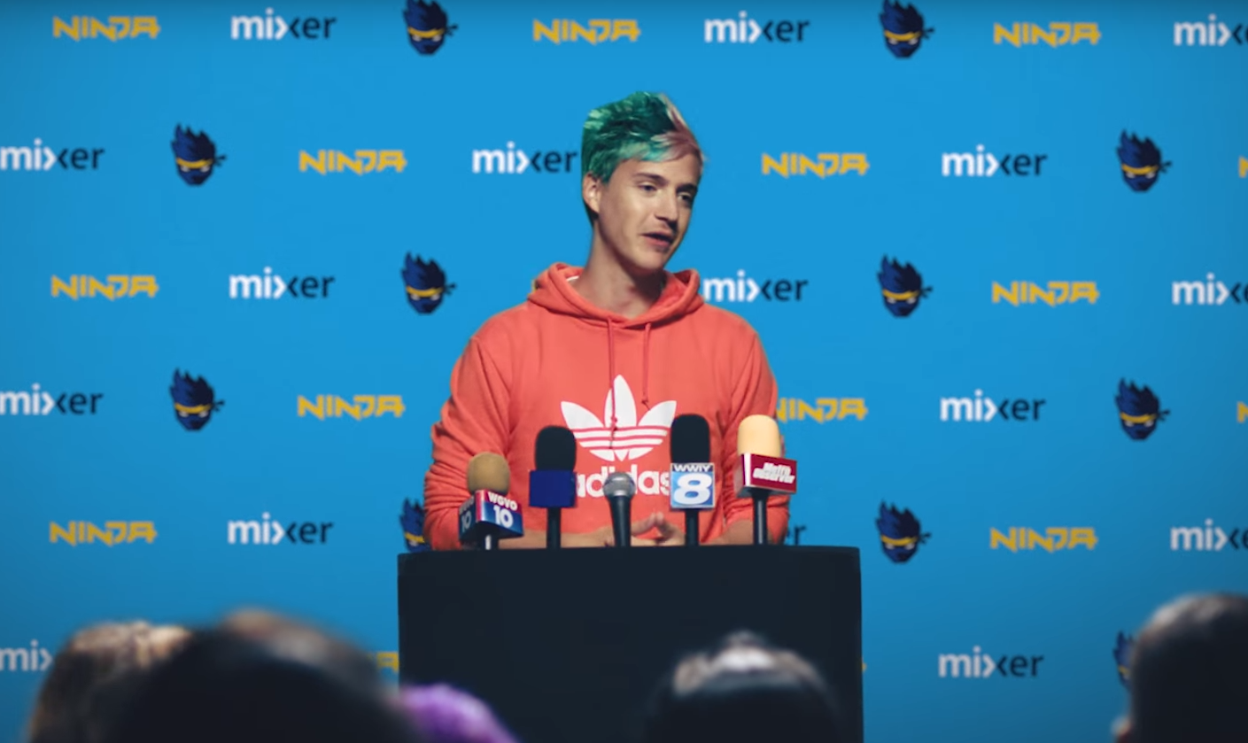 Ninja To Stream Exclusively On Mixer, Not Twitch
