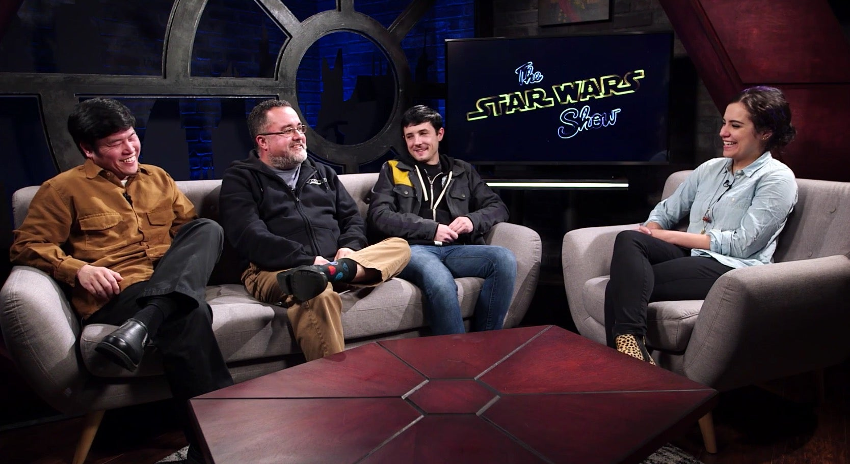 io9 movies pablo-hidalgo rogue-one rogue-one-a-star-wars-story star-wars the-star-wars-show video