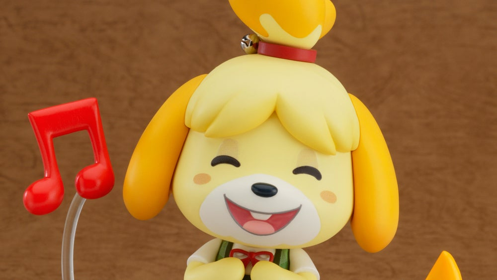 The Perfect Animal Crossing Isabelle Action Figure Returns