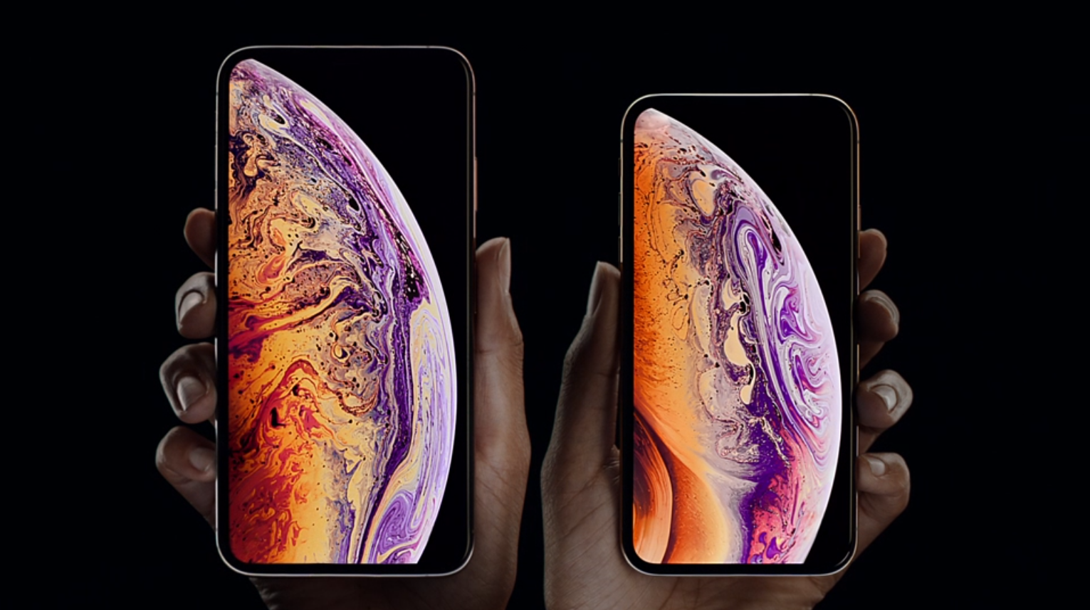 advertising apple au feature iphone iphone-xs iphone-xs-max