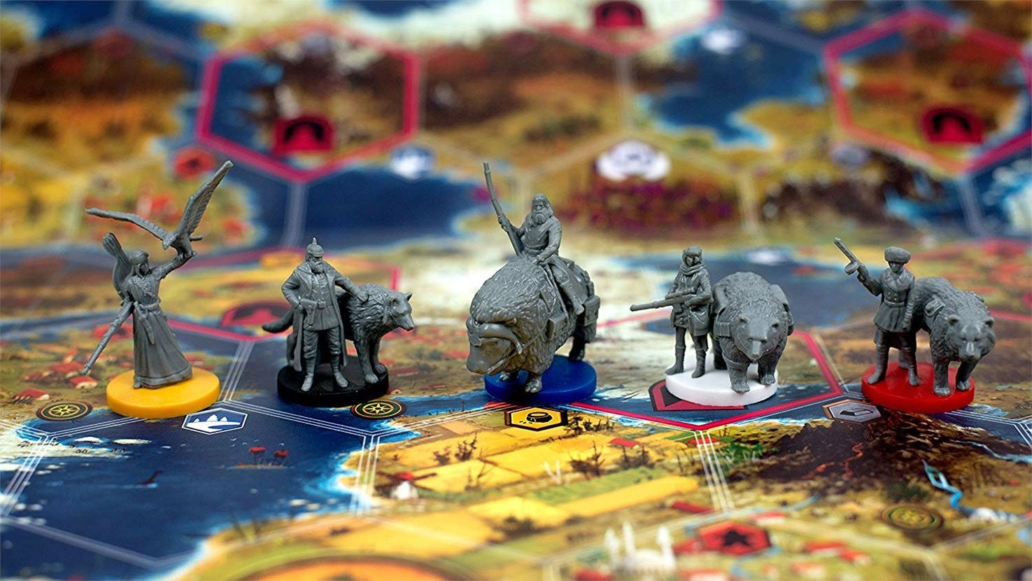 The Best Solo Board Games