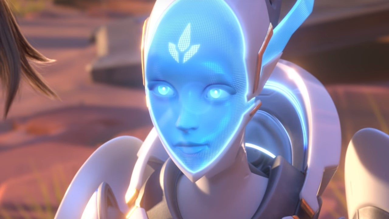 Overwatch's Newest Hero Is Echo, A Long-Awaited AI Robot