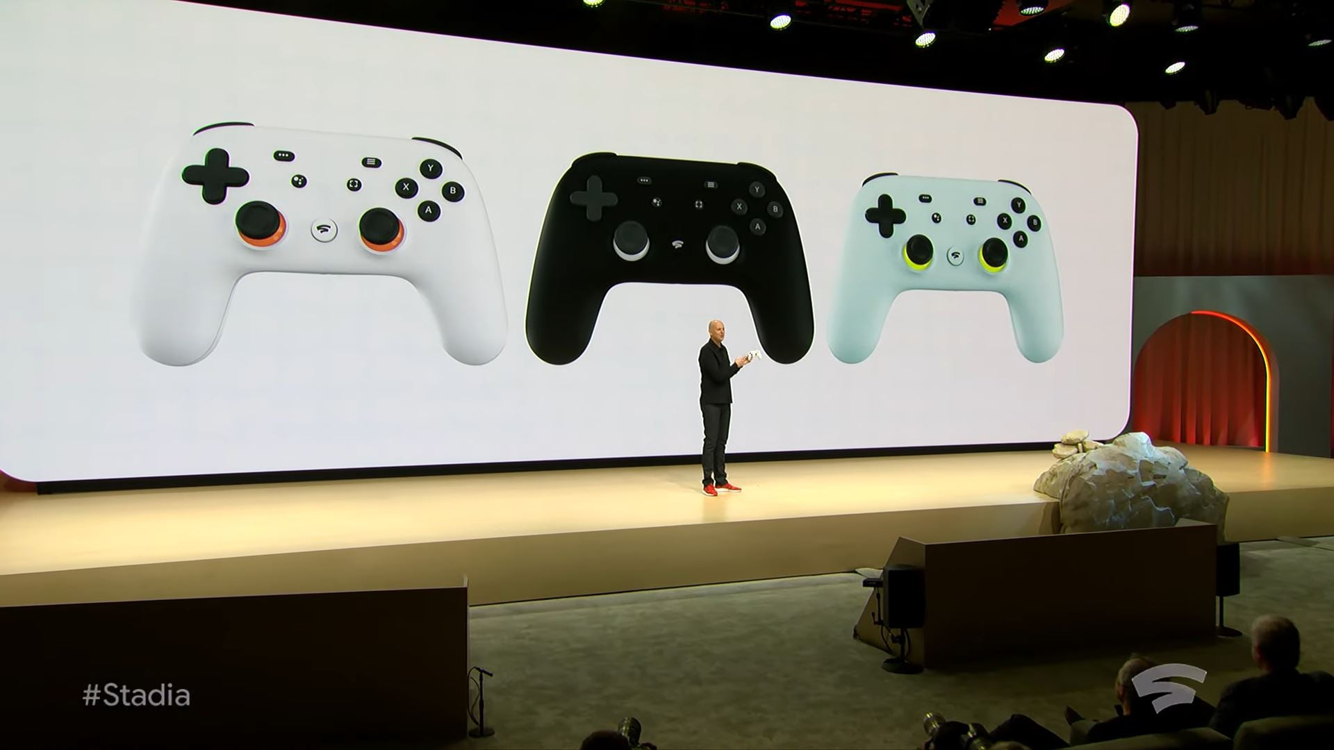 consumer-tech game-streaming gdc stadia stadia-controller streaming-games