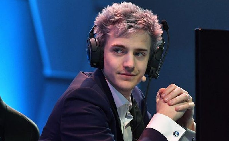 ninja streaming twitch youtube