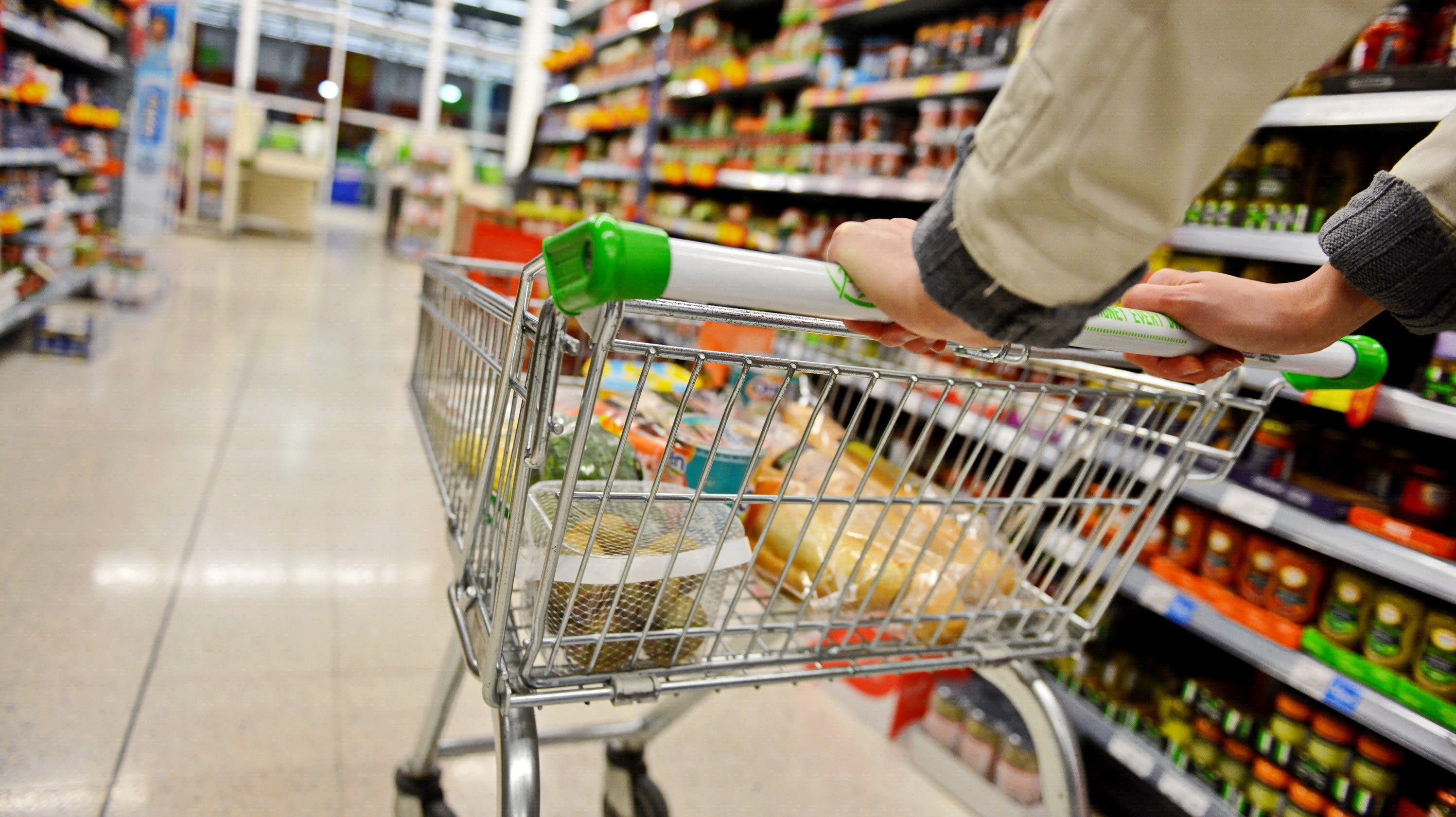 You Don't Need To Sanitise Your Groceries