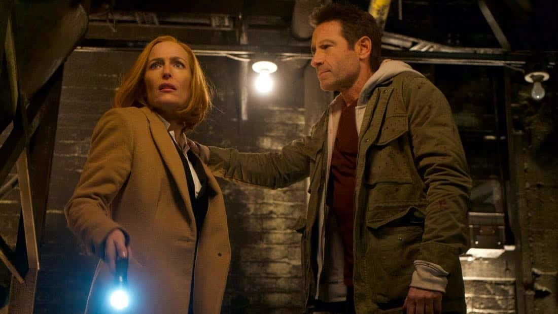 chris-carter david-duchovny gillian-anderson io9 the-x-files tv-recap