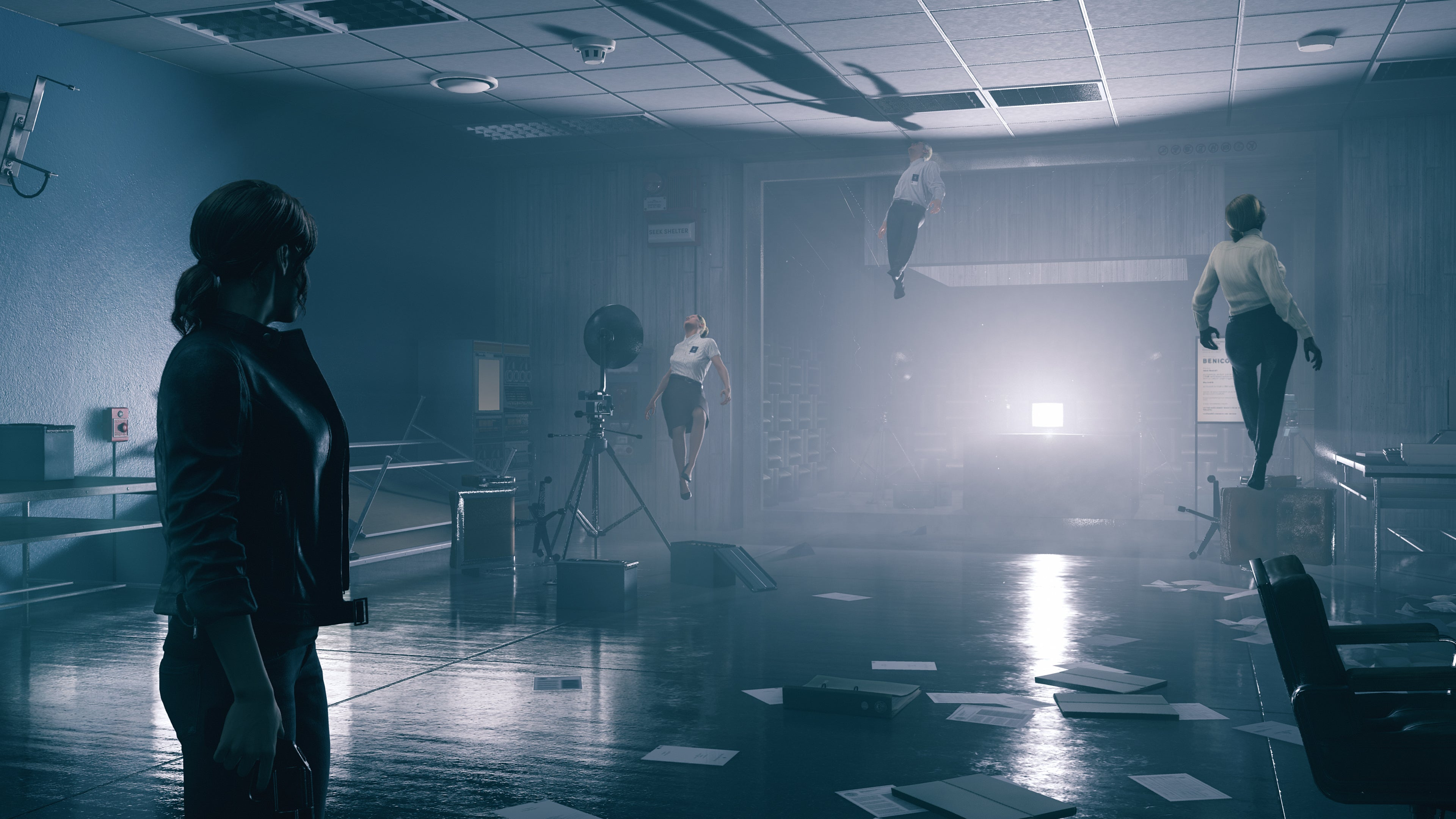 Control Is Packed With Alan Wake References