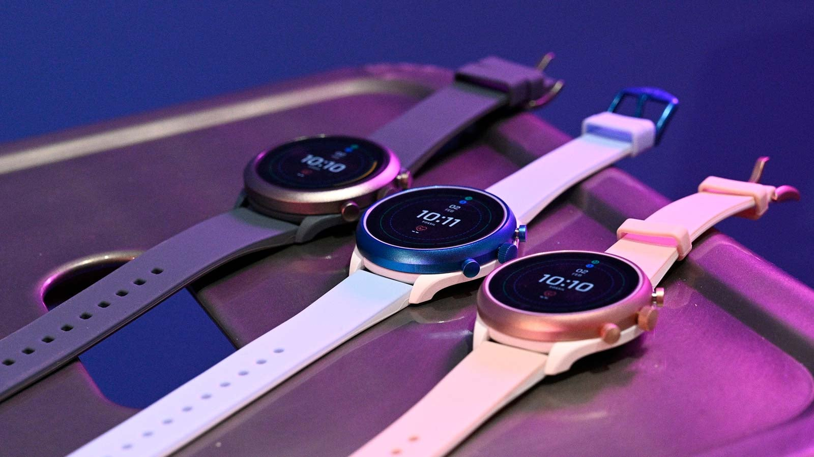 fossil google smartwatches wearables