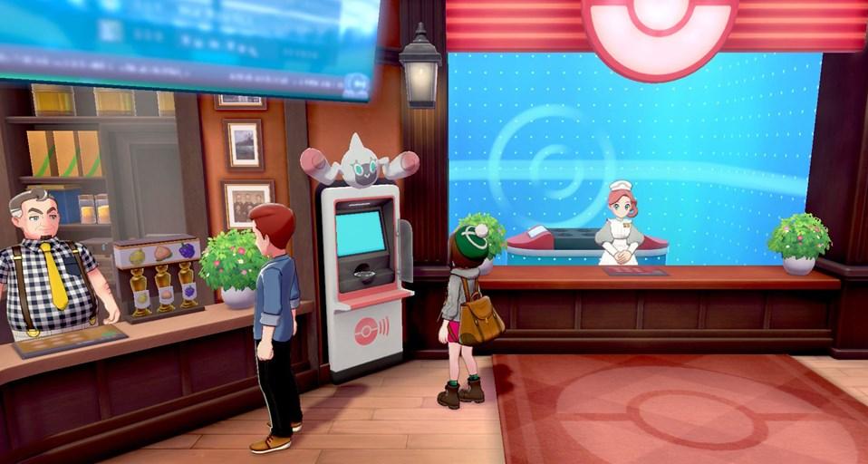 Nintendo Explains How Pokémon Home Will Work