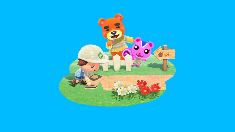 My Kids Are Fucking Up My Animal Crossing Island