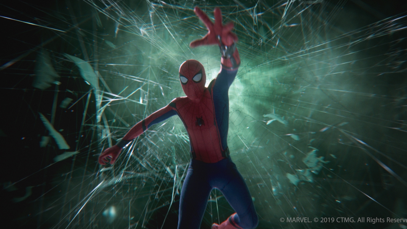 marvel marvel-studios mysterio sony-pictures spider-man-2 spider-man-far-from-home spider-man video-games
