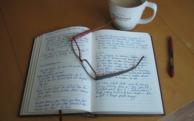 creativity journals mind-hacks psychology writing
