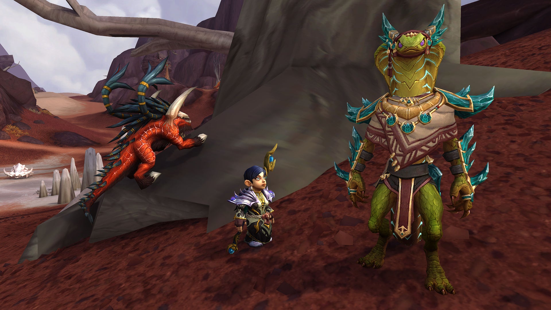 battle-for-azeroth blizzard feature impressions mmolog mmorpg tag-pc world-of-warcraft