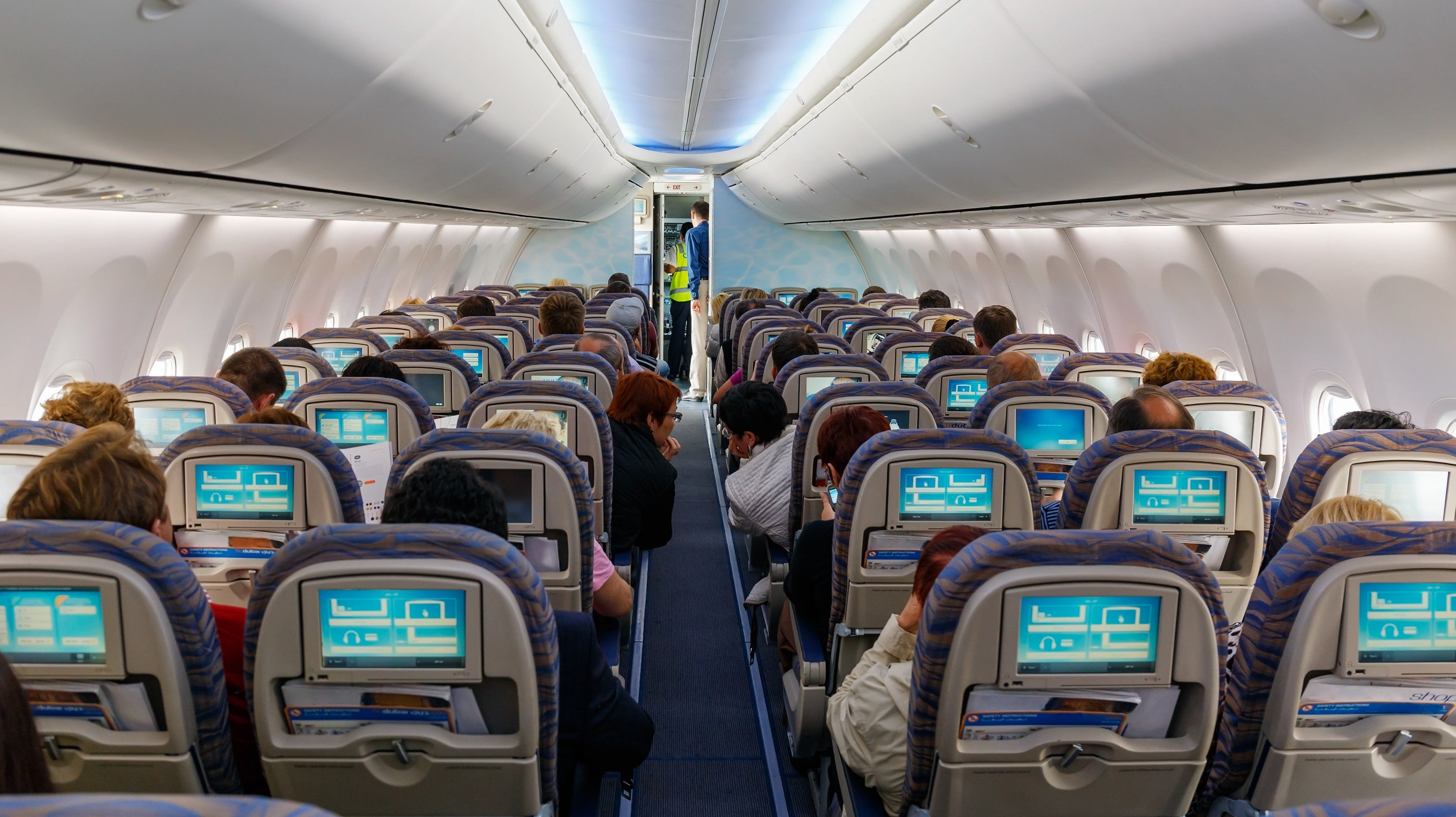 You Never Have To Swap Seats On A Flight