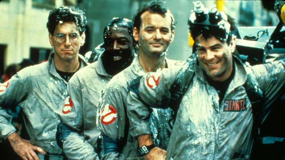 ghostbusters io9 jason-reitman sony-pictures