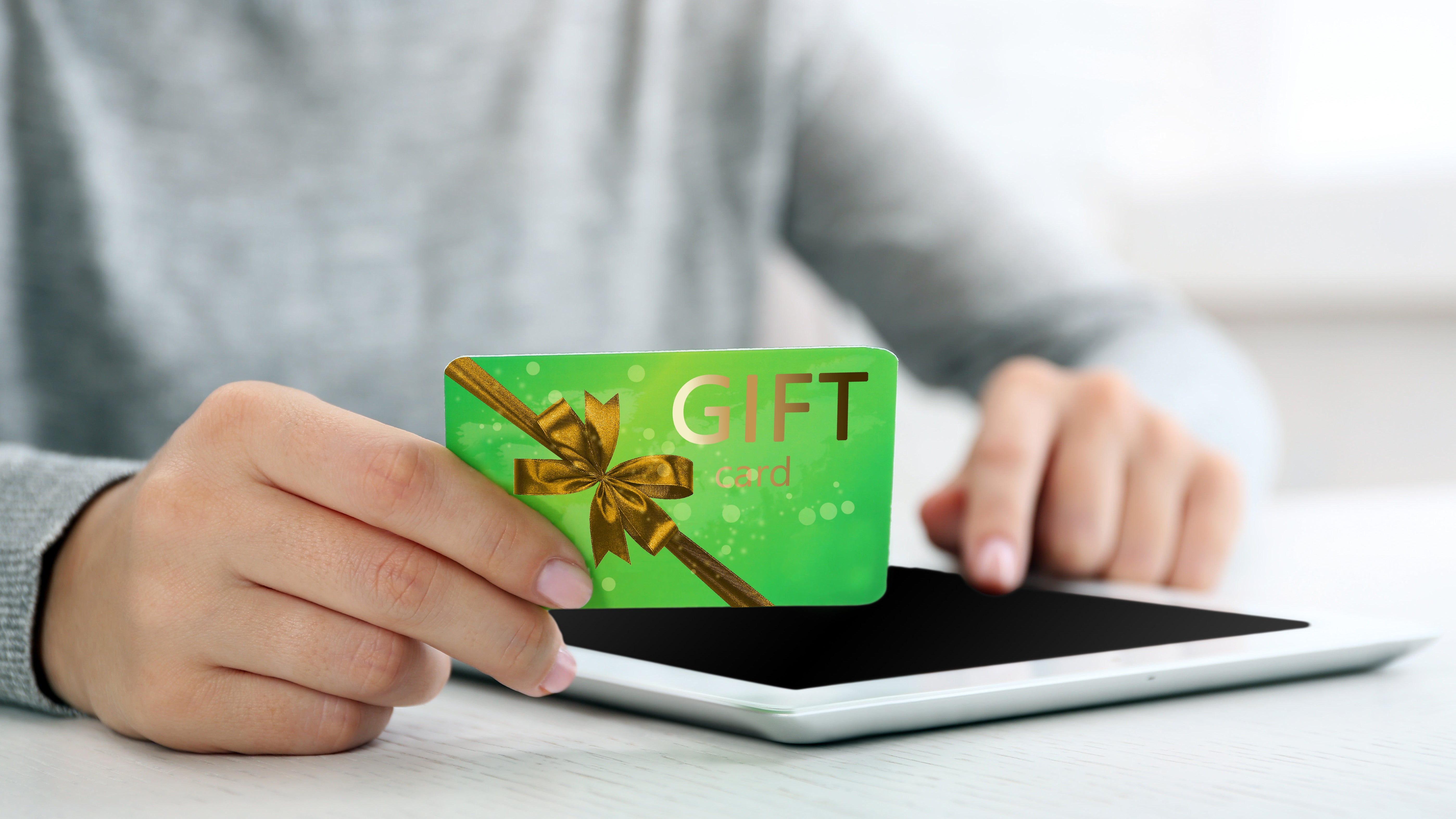 How To Use Up The Last Few Dollars On A Prepaid Gift Card
