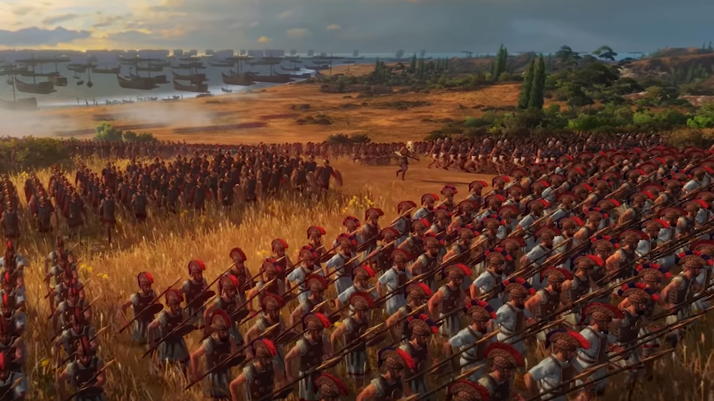 The Next Total War Game Is Having A Very Weird, Epic-Exclusive Launch