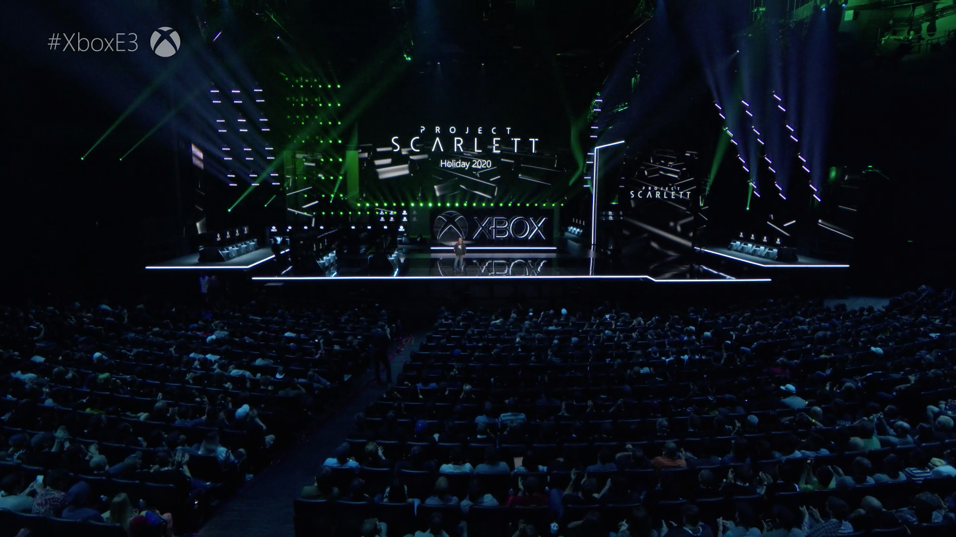 Microsoft Announces Project Scarlett, The Next-Gen Xbox