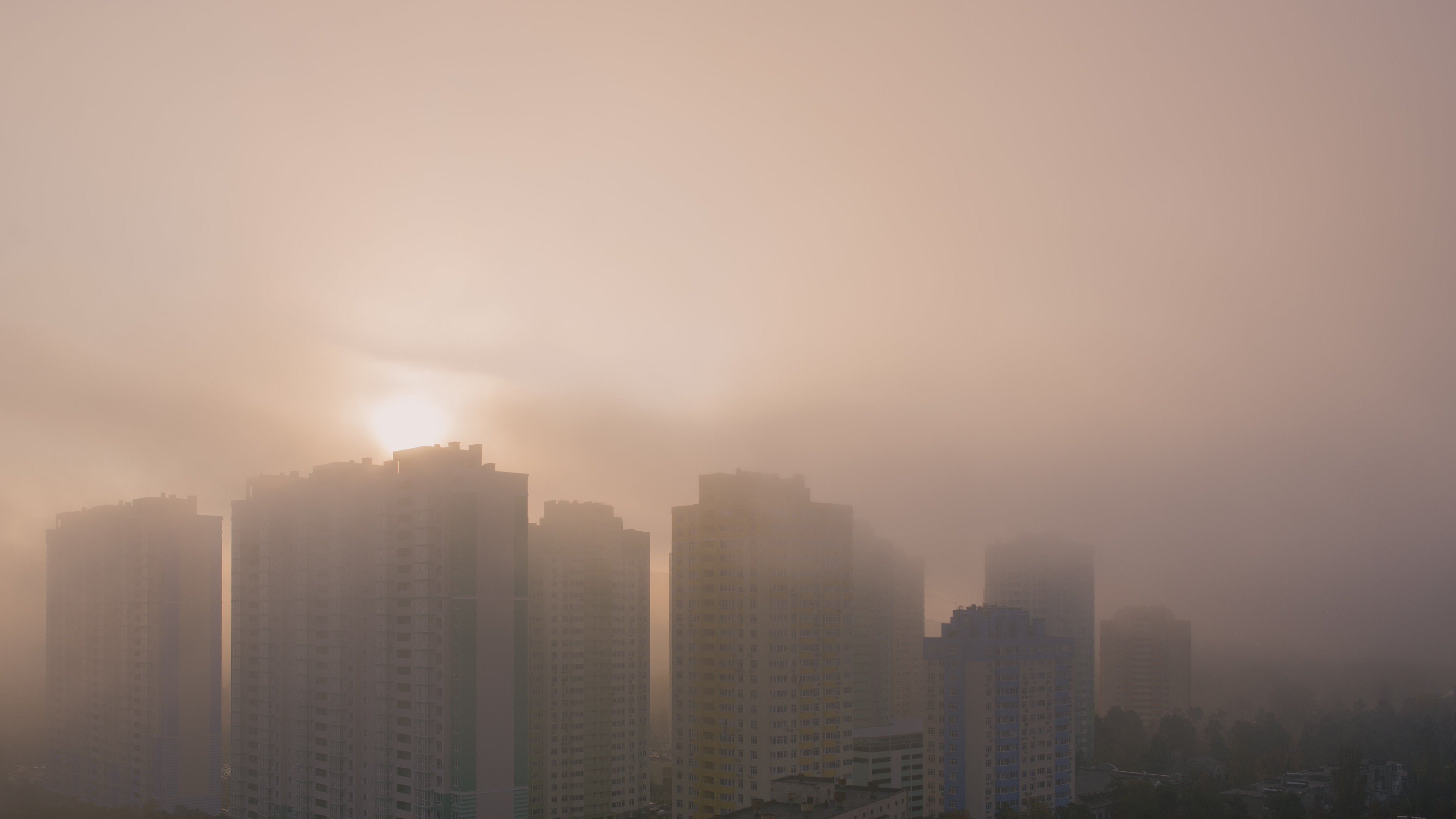See How Sydney's Air Pollution Compares To The Rest Of The World