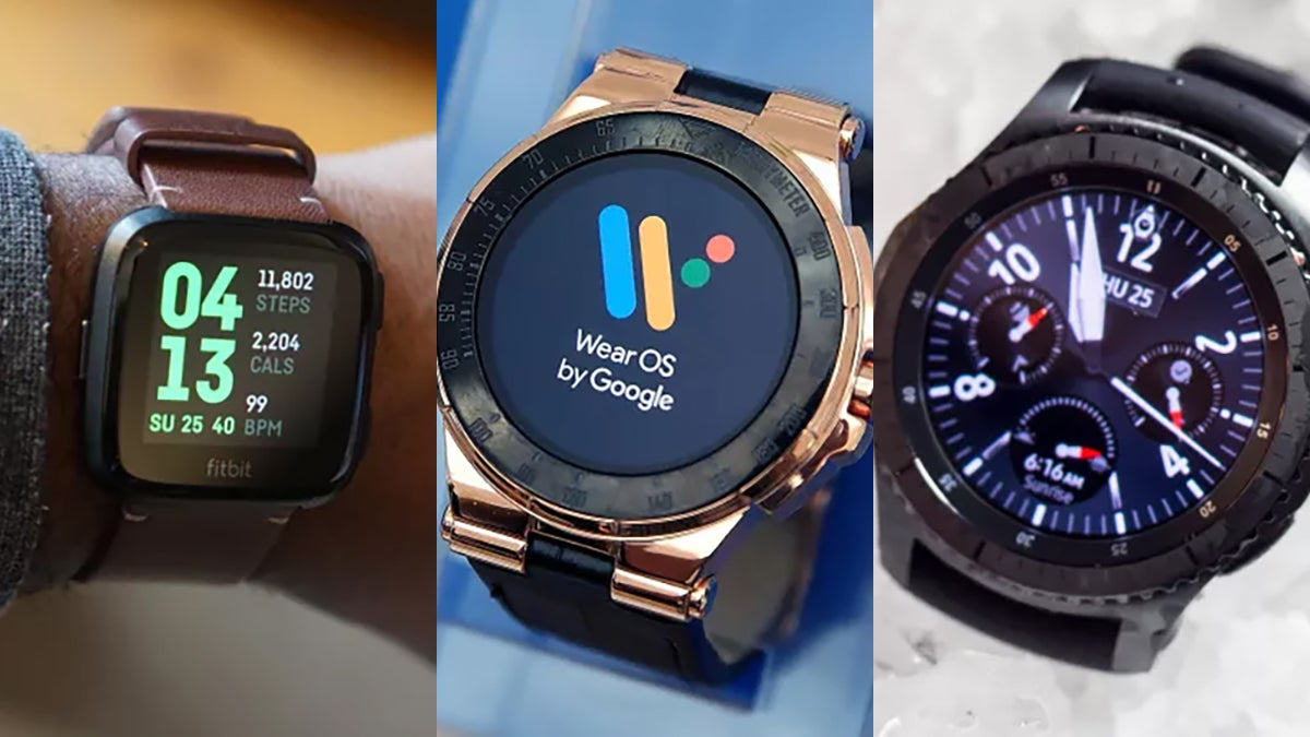 fieldguide fitbit-os smartwatches tizen-os wear-os wearables